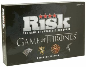 Game Of Throne-Risk Edition Board Game.