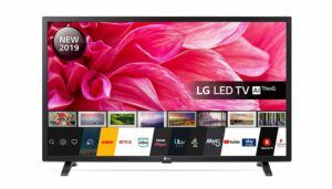 LG Electronics 32LM630BPLA.AEK 32-Inch HD Ready Smart LED TV